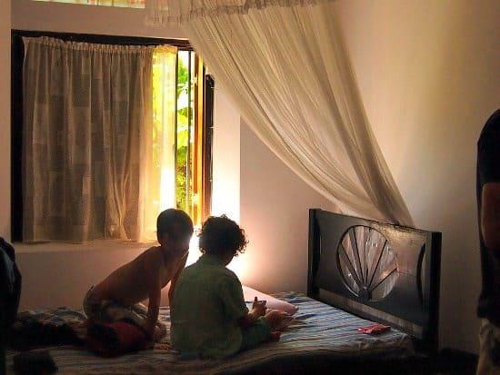 Budget family room Sri Lanka