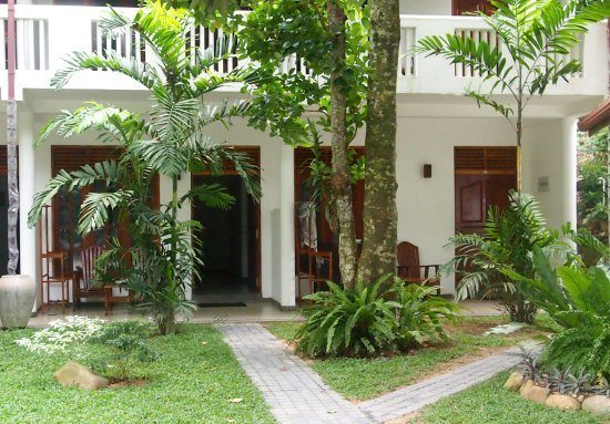 Family room Mirissa Sri Lanka. Recommended guest house