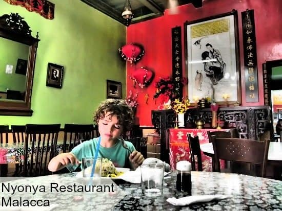 malacca malaysia restaurant