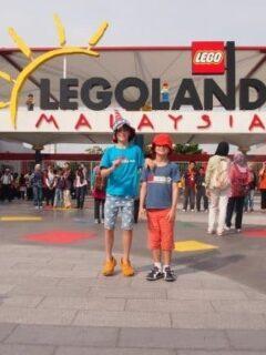 Legoland Malaysia Review entrance in Johor Baru