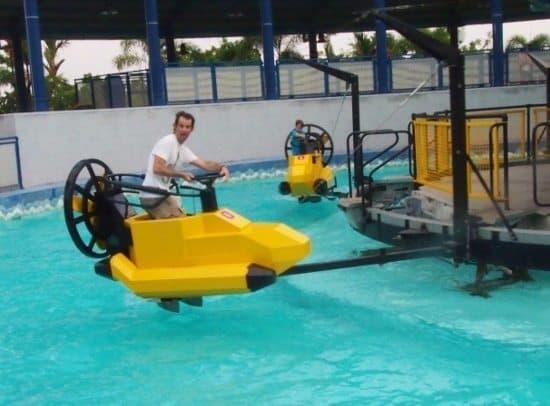Water Ride Legoland Malaysia johor bahru