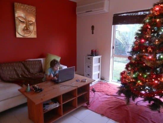 Christmas Port Douglas 2012