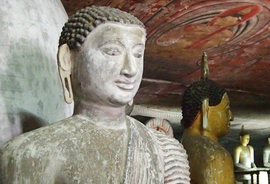 Dambulla Caves Sri Lanka