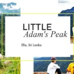 Little Adam's Peak Sri Lanka