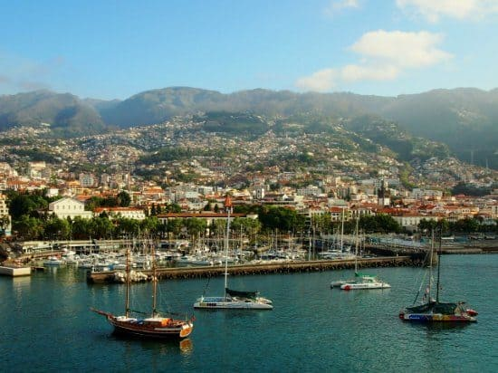 Madeira by cruise ship