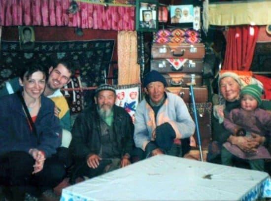 Mongolia nomads