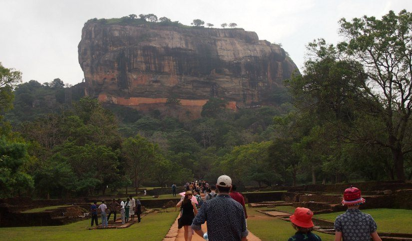 Sigiriya Rock Fortress Sri Lanka Travel Blog and Guide