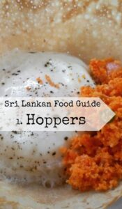 Sri Lankan Food Guide. What is a hopper, egg hoppers, plain hoppers, string hoppers and sweet hoppers, they're all good and the next big thing in pancakes.