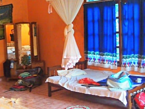 Ella Sri Lanka accommodation guest house room