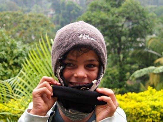Ella Sri Lanka accommodation cold