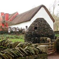 Museum of Welsh Life St Fagans. Time Travel!