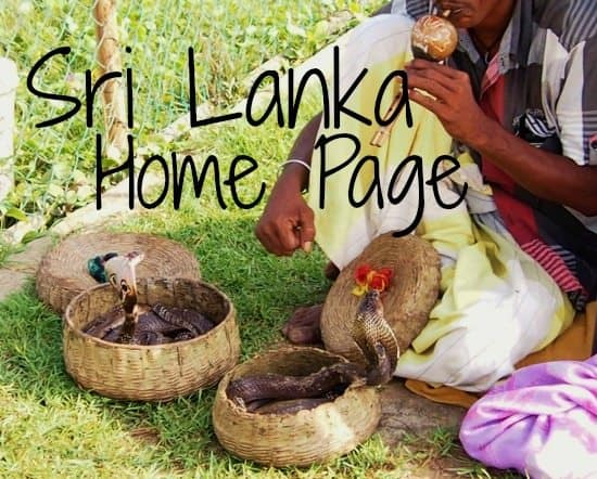 Sri Lanka Home Page