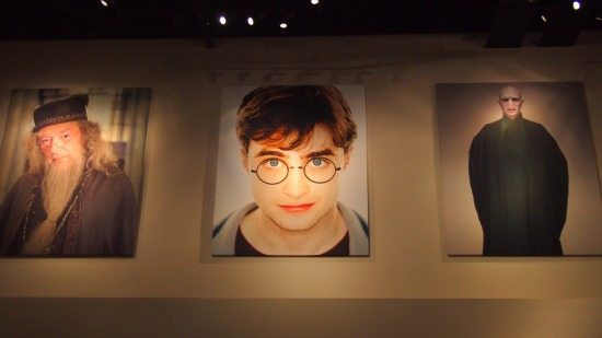 Harry Potter Studio Tour Daniel Radcliffe