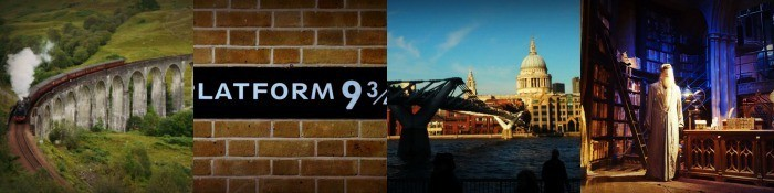 Harry Potter Experiences in the UK