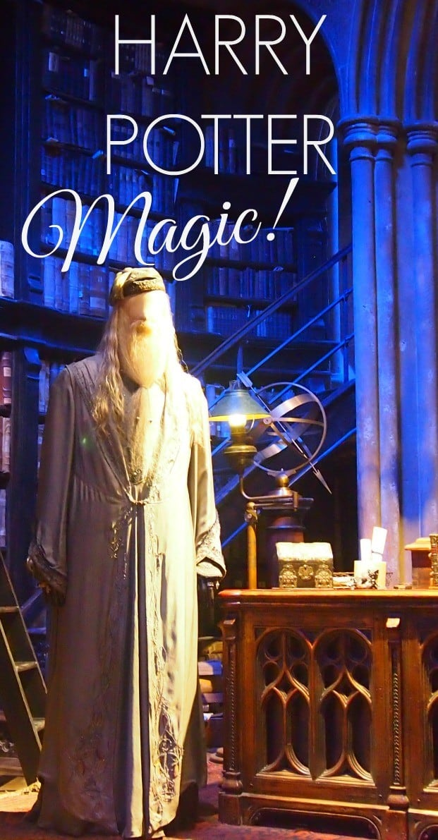Harry Potter Studio Tour Magic