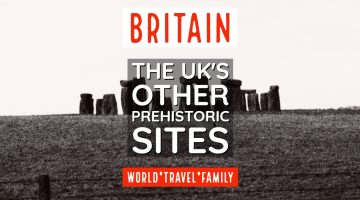Prehistoric sites in the UK