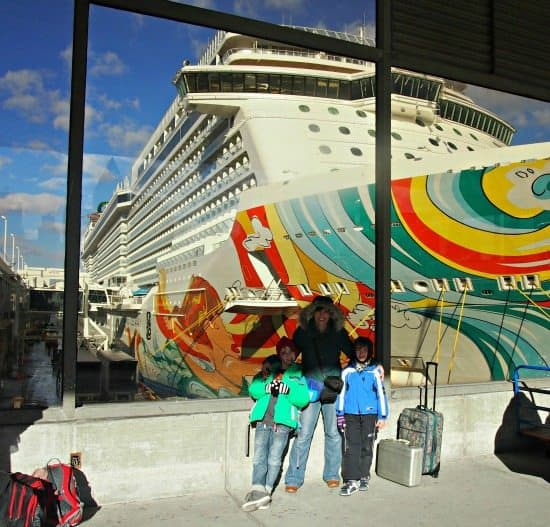 Norwegian Getaway in New York