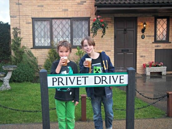 Privet Drive UK on the Harry Potter Tour