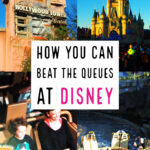 How you can beat the queues at Disney