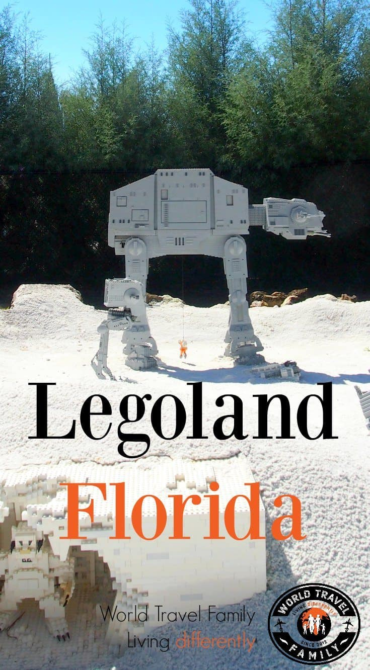 Legoland USA Theme Park Reviews