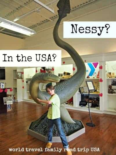 Darien Georgia Loch Ness Monster