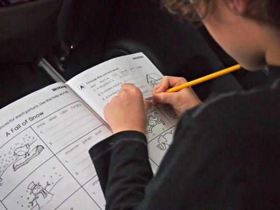 Planning a USA road trip school