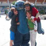 Beating The Queues At Disney. Orlando Florida.