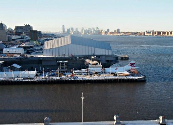The Intrepid Sea Air and Space Museum, New York
