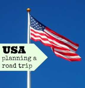 Planning a USA Road Trip