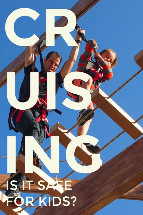 Is Cruising Safe For Kids?