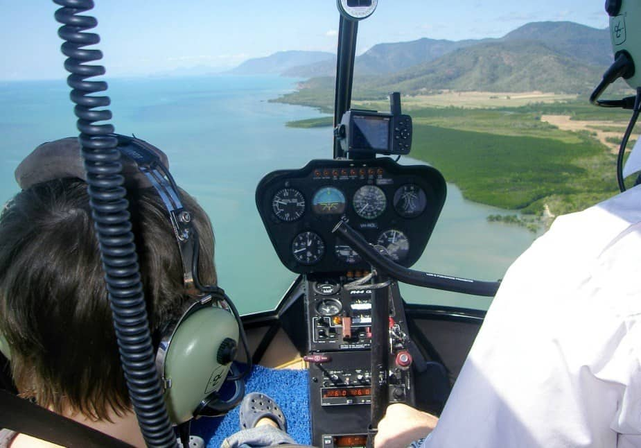A Helicopter Ride in Port Douglas, Things to do in Port Douglas