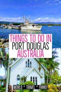 Things to do in Port Douglas Australia