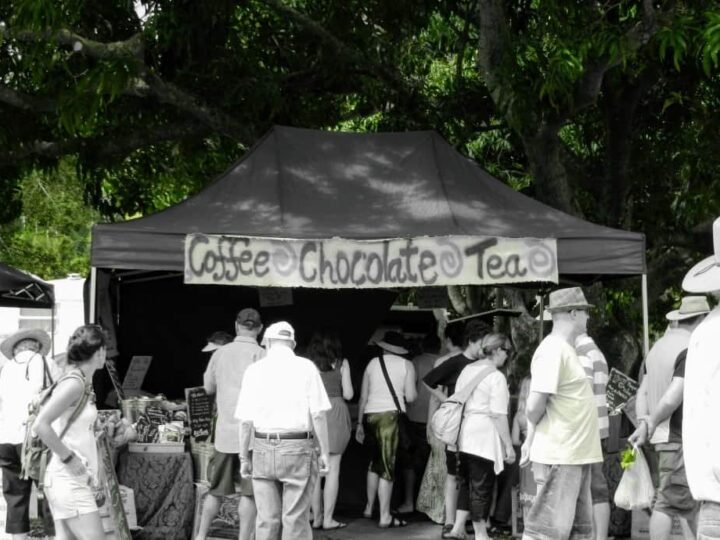 Things to do in Port Douglas Port Douglas Markets, Every Sunday