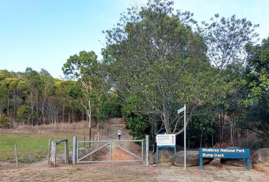Walks in Port Douglas The Bump Track