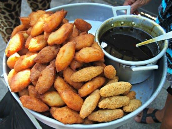Why Visit El Salvador street food
