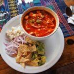 Food in Antigua Guatemala