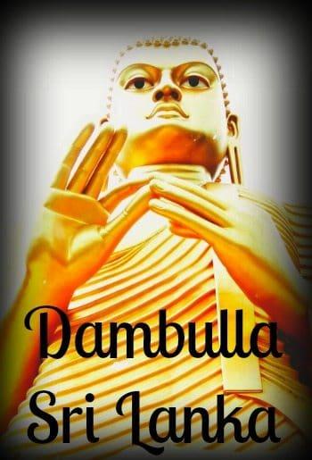 Getting to Dambulla from Kandy Sri Lanka