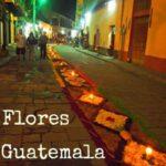Good Friday Procession Flores Guatemala
