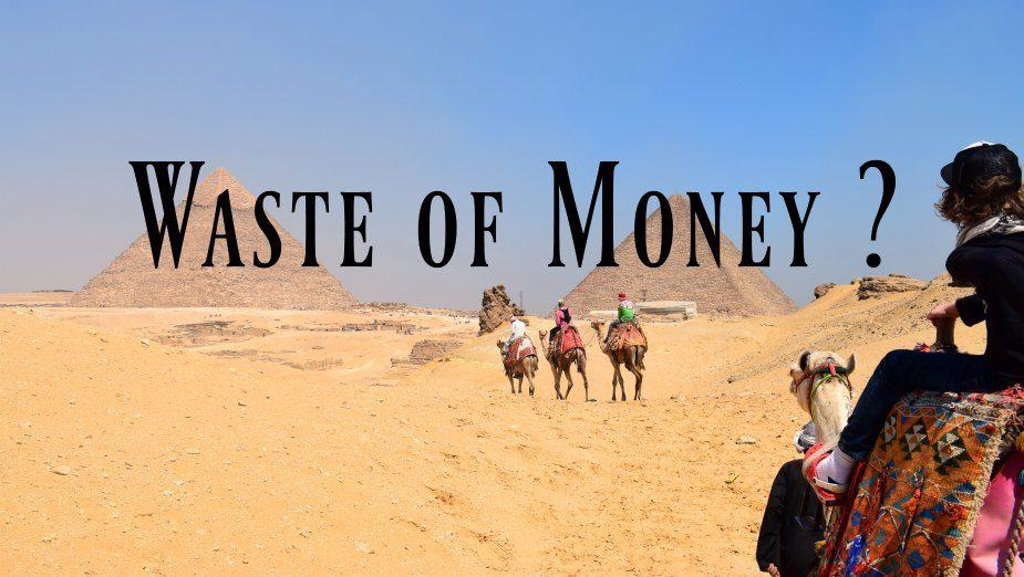 Travel is a waste of money debate