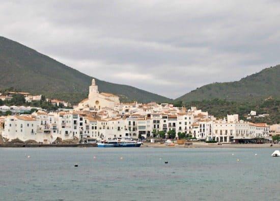 Lloret de Mar. Catalonia. Visiting Cadaques