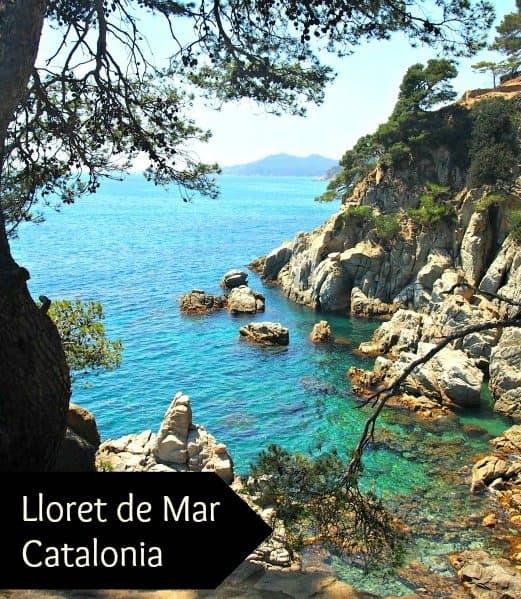 Lloret de mar Catalonia
