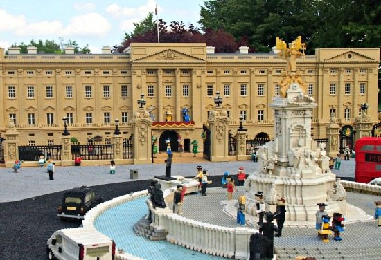Legoland Windsor review Miniland