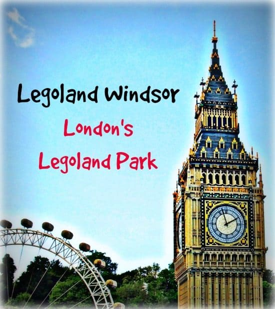 Legoland England. Windsor, London. Legoland review.