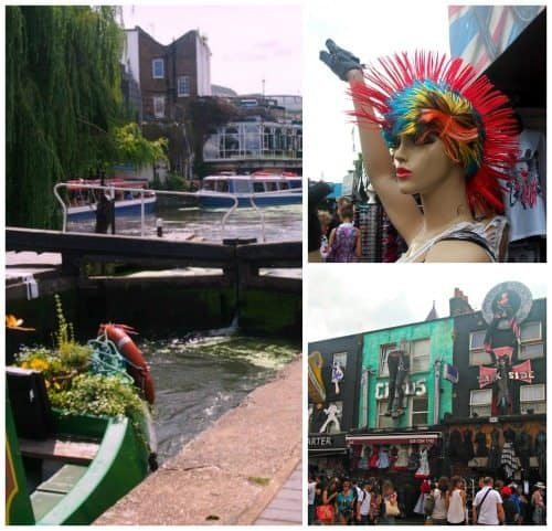 Camden. World Travel Family Blog London