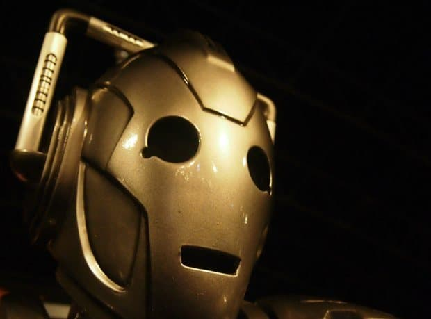 Cyber Man Cardiff Doctor Who Experience Wales