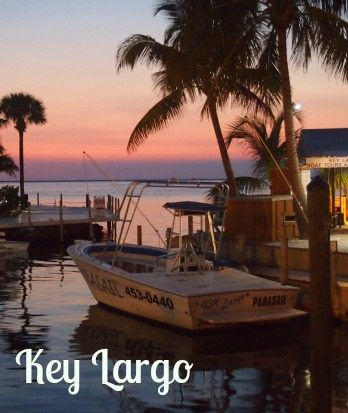 Sunset Key Largo Florida