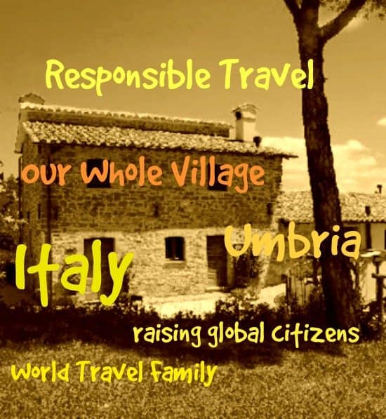 Unique family vacation ideas italy Our Whole Village