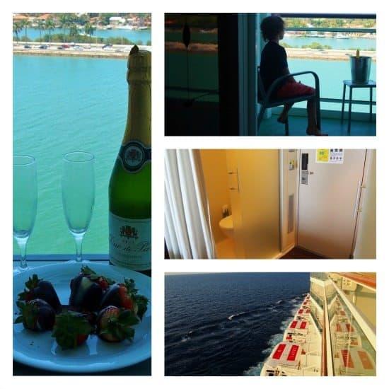 Choosing An Inside Cabin Or Outside Cabin On A Cruise Ship?