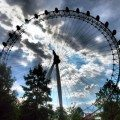 The London Eye South Bank