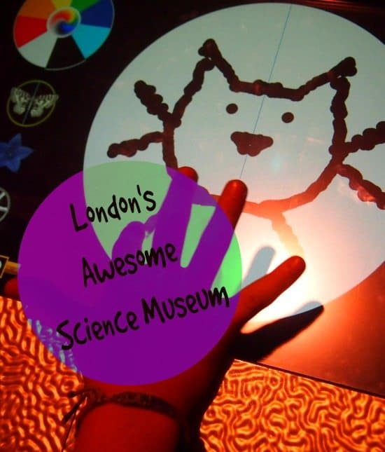 London Science Museum Family Travel Blog